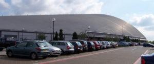 An image of the Milton Keynes Snow Dome