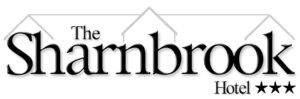 An image of The Sharnbrook Hotel logo.